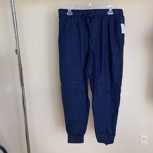 Men's GAP flannel jogger pajama lounge pants